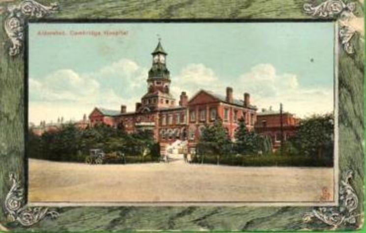 CAMBRIDGE HOSPITAL
