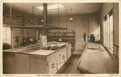 THE KITCHEN, COOPER'S CAMP or THE KITCHEN, WHITEACRE LANE CAMP or WEDGES CAMP