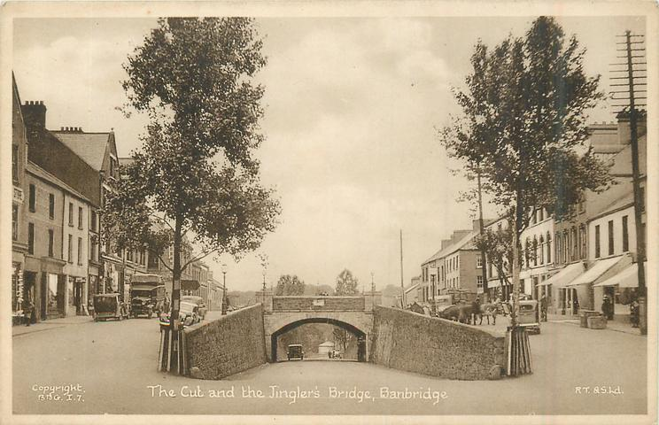 THE CUT AND THE JINGLER'S BRIDGE