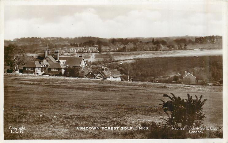 ASHDOWN FOREST GOLF LINKS