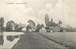 THE TOWN MILLS