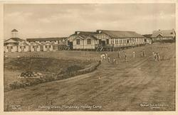 PUTTING GREEN, MUNDESLEY HOLIDAY CAMP