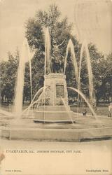 JOHNSON FOUNTAIN, CITY PARK