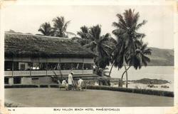 BEAU VALLON BEACH HOTEL, MAHE-SEYCHELLES