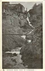 MATLOCK BANK. VIEW IN LUMSDALE