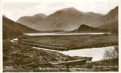 GLEN GOUR AND LOCH