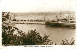 HARBOUR AND CHANNEL STEAMER