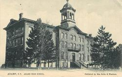 ADAMS HIGH SCHOOL