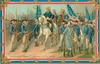 WASHINGTON TAKING COMMAND OF THE ARMY