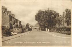 MAIN ROAD FROM BROUGHTON ARMS
