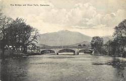 THE BRIDGE AND RIVER TEITH