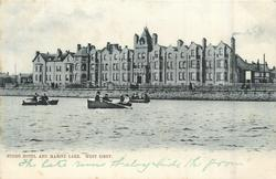 HYDRO HOTEL AND MARINE LAKE