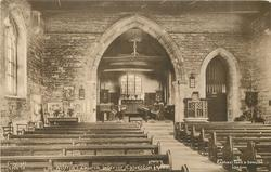 ST. WILFRID'S CHURCH INTERIOR