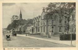 HENDERSON STREET