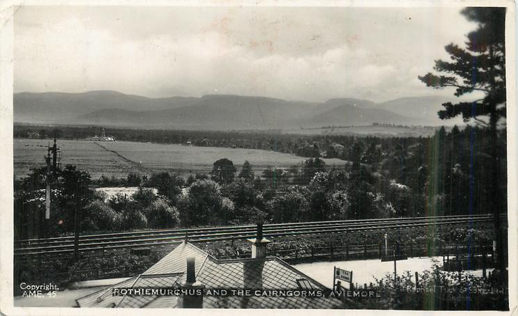 ROTHIEMURCHUS AND THE CAIRNGORMS
