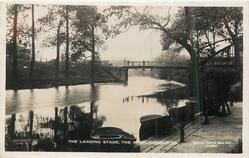 THE LANDING STAGE. THE PARK