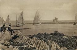 TOWER OF REFUGE, DOUGLAS, I.O.M.