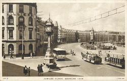 JUBILEE CLOCK, DOUGLAS, I.O.M.