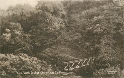 THE LAST BRIDGE