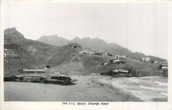 THE E.T.C. BEACH, STEAMER POINT