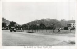 THE CRESCENT PLAYGROUND, STEAMER POINT