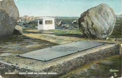 RHODES' GRAVE AND SHANGANI MEMORIAL