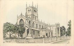 CALNE CHURCH