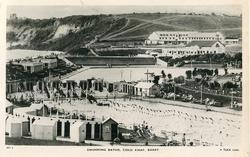 SWIMMING BATHS, COLD KNAP, BARRY