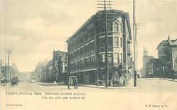 SOUTHERN EXPRESS BUILDINGS COR. GA. AVE. AND MARKET STREET