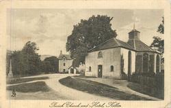 PARISH CHURCH AND HOTEL