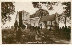 ST. LEONARD'S CHURCH