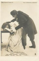 FANNY & LOVEWELL  MISS JESSIE BATEMAN  MR. C HALLAND