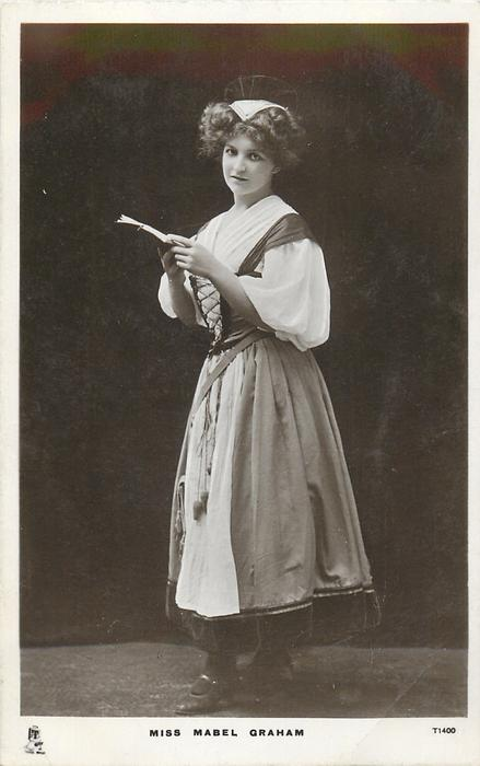 MISS MABEL GRAHAM