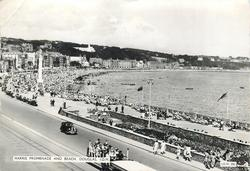 HARRIS PROMENADE AND BEACH, DOUGLAS, I.O.M.