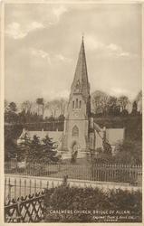 CHALMERS CHURCH