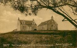 THE MANSE AND CHURCH OF SCOTLAND