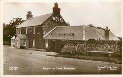 THE JUNIPER LEA HOTEL, close view