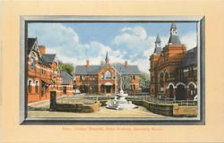 ALTON COTTAGE HOSPITAL ALTON INSTITUTE ASSEMBLY ROOM