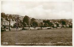 ELDON STREET FROM BATTERY PARK, CARDWELL BAY
