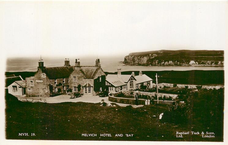 MELVICH HOTEL AND BAY