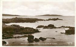 THE COAST, LARRY'S ISLE AND ISLES OF FLEET