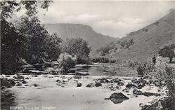 RIVER WYE, MILLER'S DALE