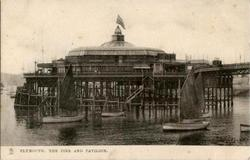 THE PIER AND PAVILION
