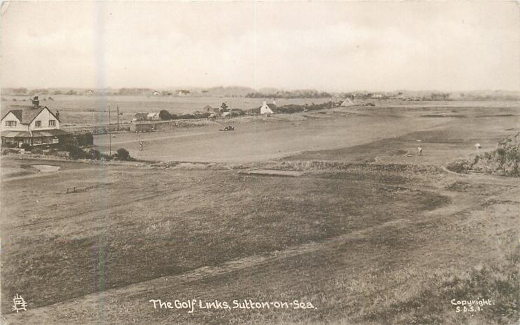 THE GOLF LINKS