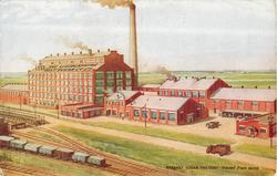 BARDNEY SUGAR FACTORY - VIEWED FROM NORTH