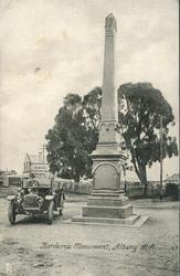 HORDERN'S MONUMENT