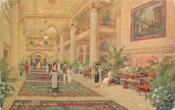 HOTEL ALEXANDRIA LOBBY