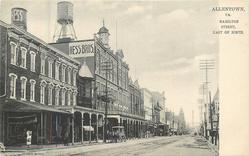 HAMILTON STREET, EAST OF NINTH