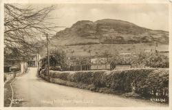 HELSBY HILL FROM PARK LANE