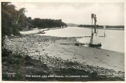 THE BEACH AND SHIP CANAL
